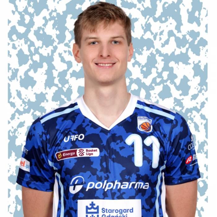 Photo of Aleksander Zalucki, 2019-2020 season