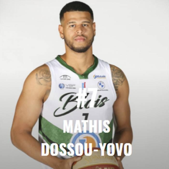 Photo de Mathis Dossou Yovo, saison 2020-2021