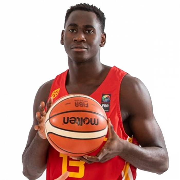 Photo of Usman Garuba, 2019-2020 season