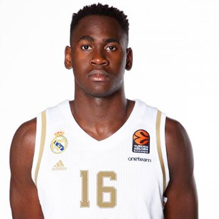 Photo de Usman Garuba, saison 2019-2020
