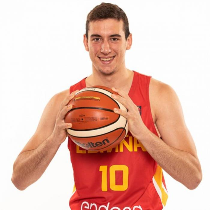 Photo of Arnau Parrado, 2019-2020 season