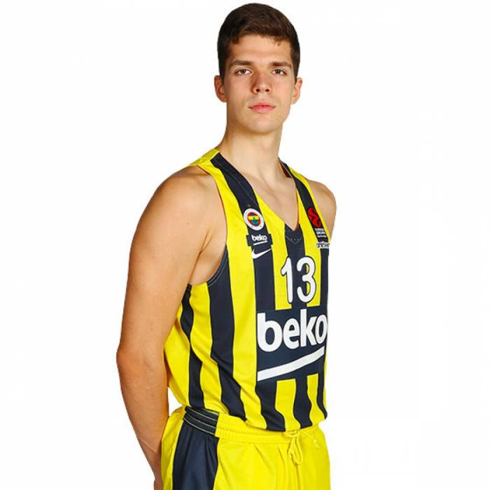 Photo de Tarik Biberovic, saison 2019-2020