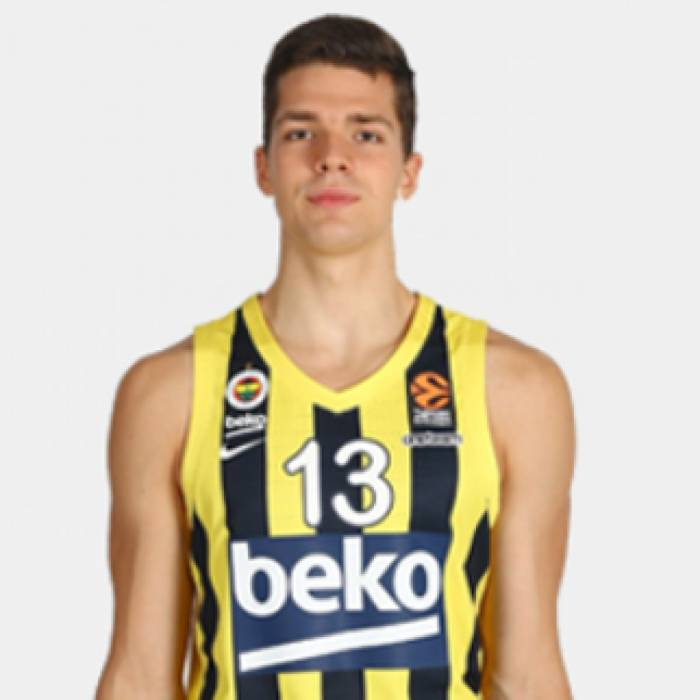 Photo de Tarik Biberovic, saison 2020-2021