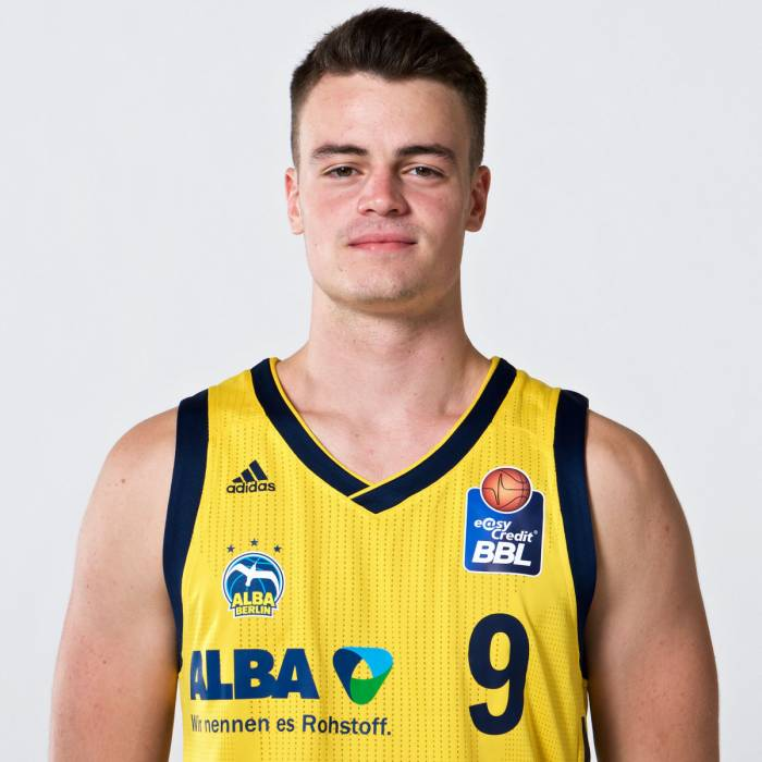 Photo of Jonas Mattisseck, 2018-2019 season