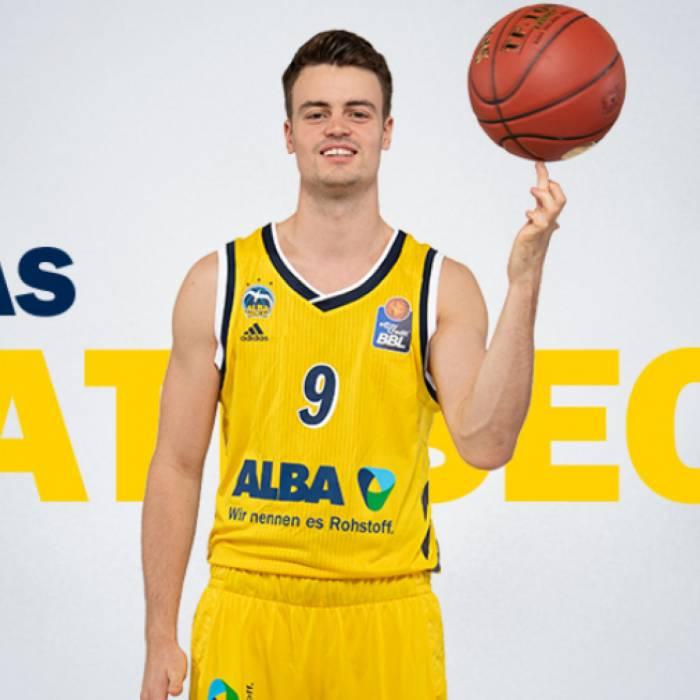 Photo de Jonas Mattisseck, saison 2020-2021