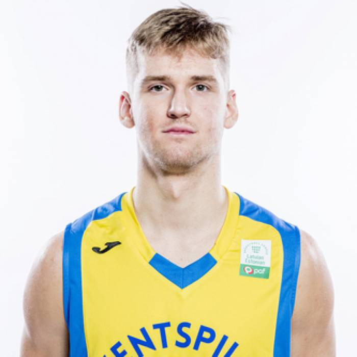 Photo of Davids Viksne, 2019-2020 season