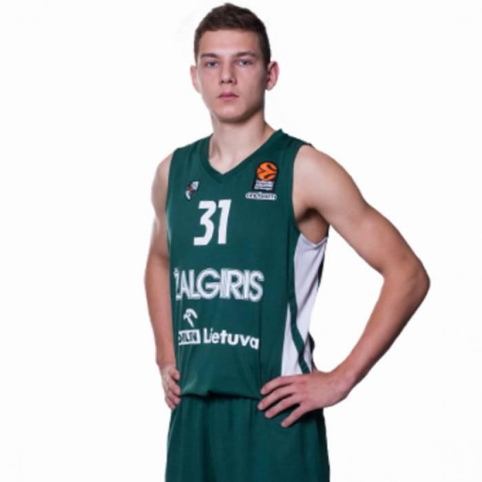 Photo de Rokas Jokubaitis, saison 2018-2019