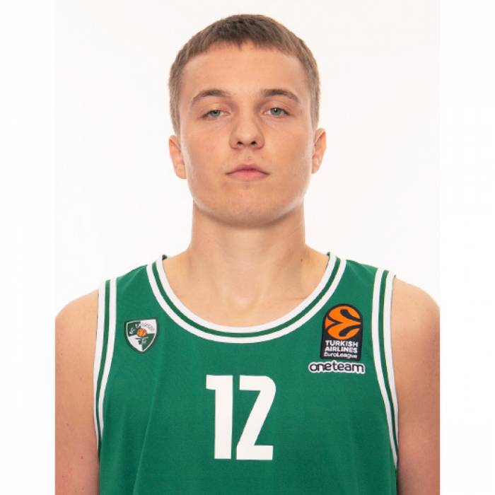 Photo of Erikas Venskus, 2019-2020 season
