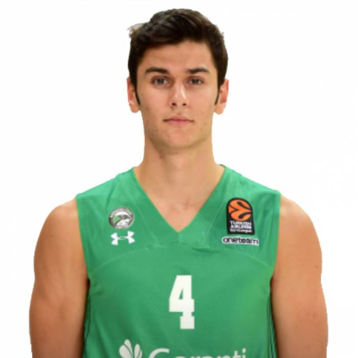 Photo of Mert Akay, 2018-2019 season