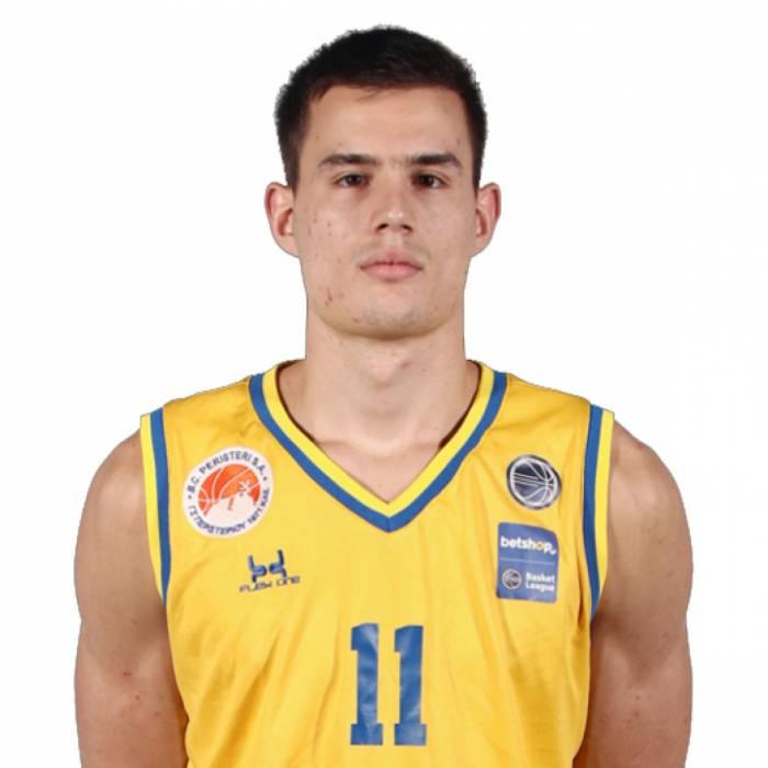 Photo of Ioannis Agravanis, 2018-2019 season