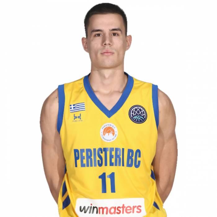 Photo of Ioannis Agravanis, 2019-2020 season