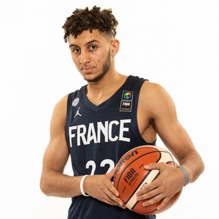 Photo of Elias Kherzane, 2019-2020 season