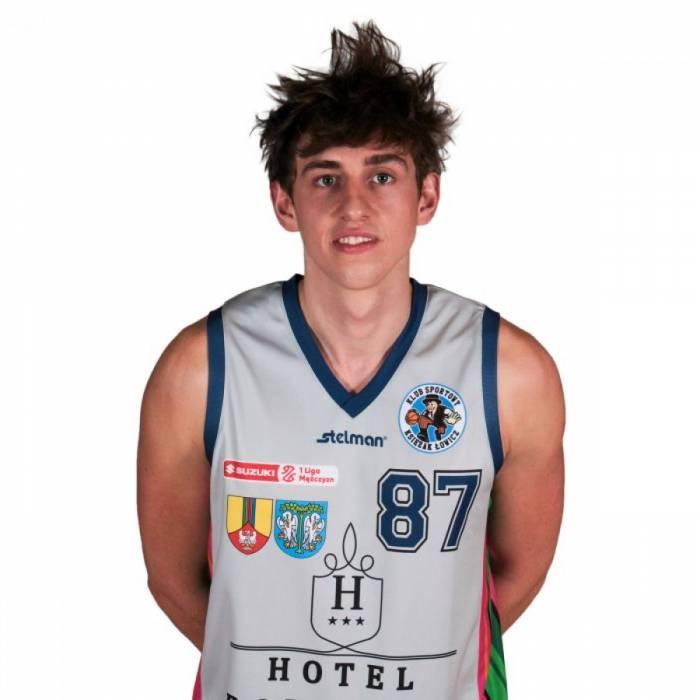 Photo of Maciej Leszczynski, 2020-2021 season