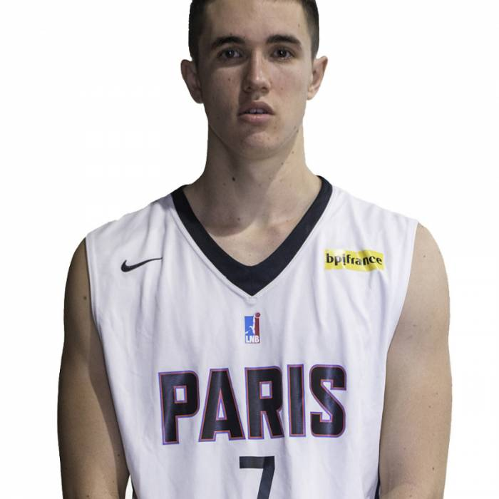 Photo of Theo Bouteille, 2018-2019 season