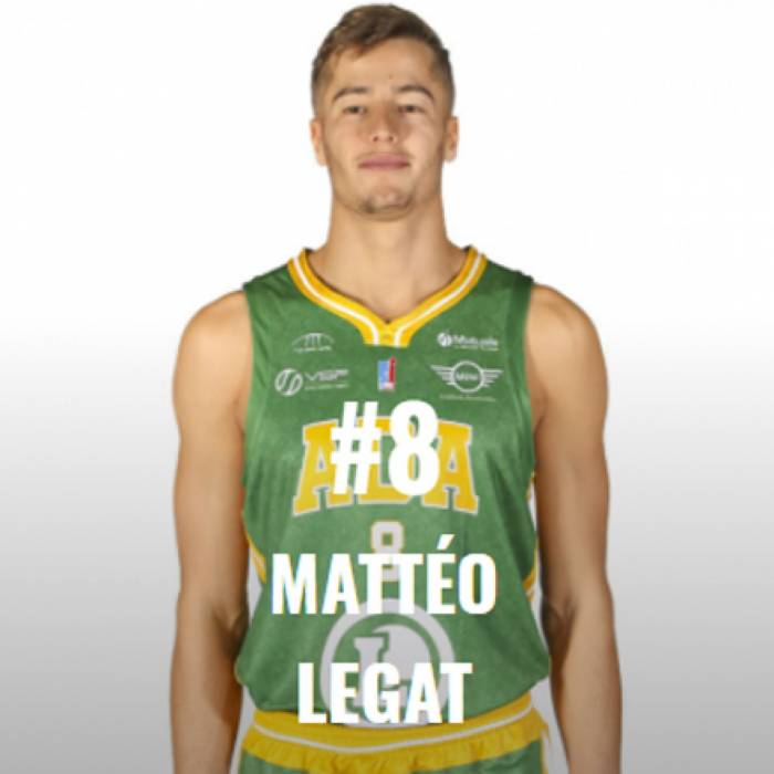 Photo of Matteo Legat, 2020-2021 season