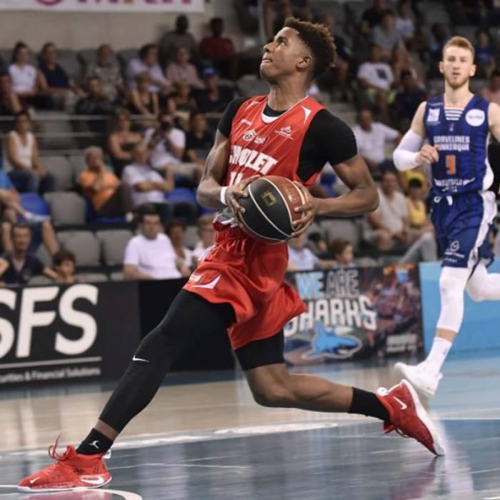 Photo de Karlton Dimanche, saison 2018-2019
