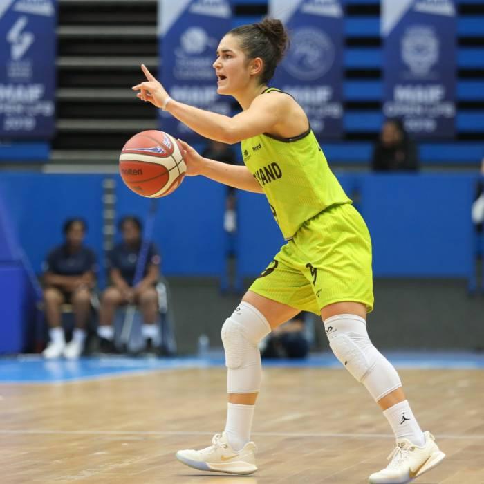 Photo of Hortense Limouzin, 2019-2020 season