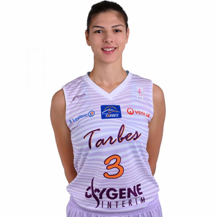 Photo of Ana Tadic, 2019-2020 season