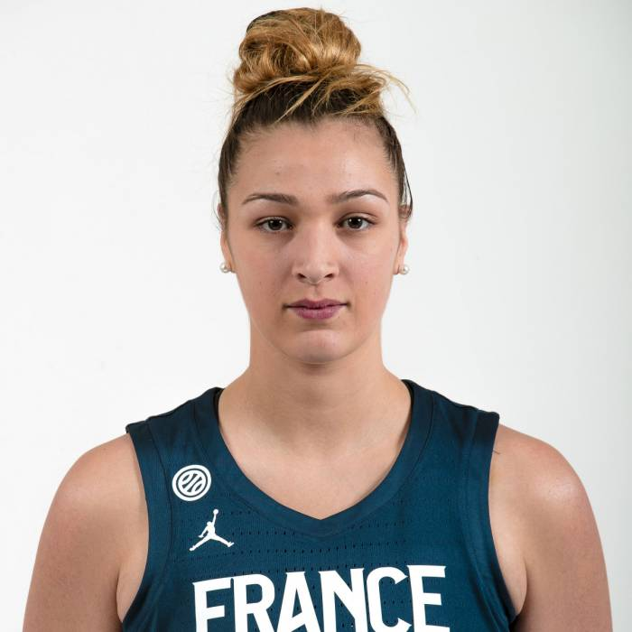 Photo of Alexia Chartereau, 2018-2019 season