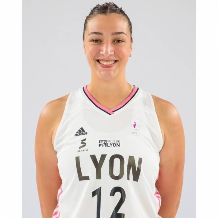 Photo of Alexia Chartereau, 2021-2022 season