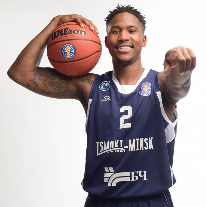 Photo of Dominez Burnett, 2019-2020 season