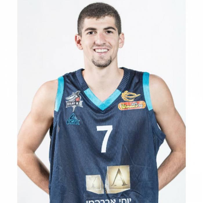 Photo of Raziel Hayun, 2019-2020 season