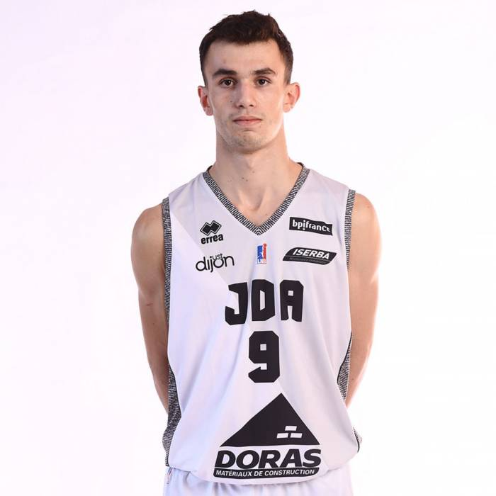 Photo of Dimitri Radnic, 2019-2020 season