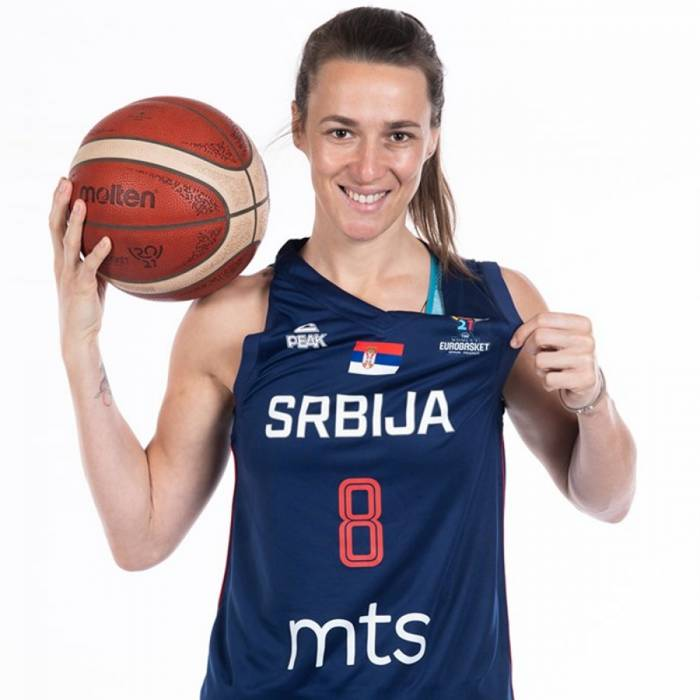 Photo of Nevena Jovanovic, 2021-2022 season