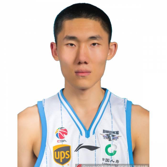 Photo of Zhang Zhuo, 2019-2020 season