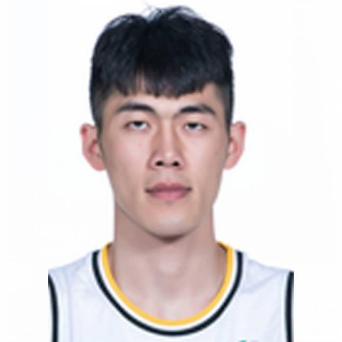 Photo of Zheng Liu, 2019-2020 season