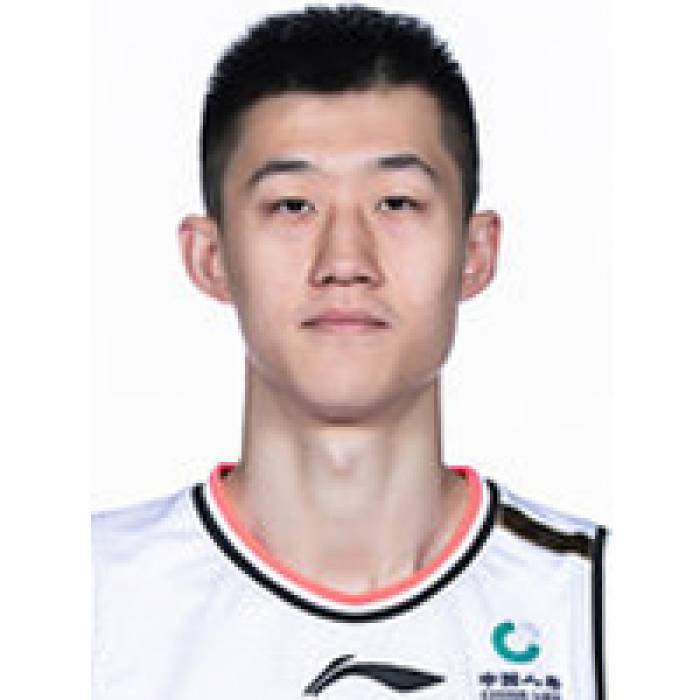 Photo of Guo Xu, 2019-2020 season