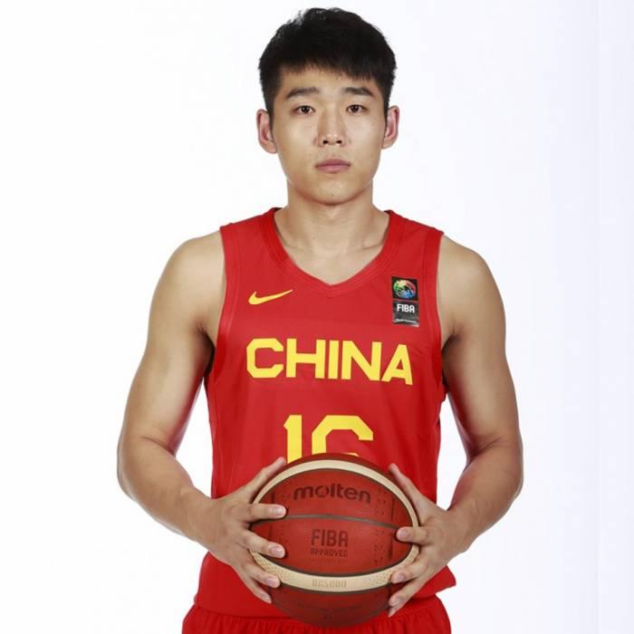 Photo of Wenbo Lu, 2021-2022 season