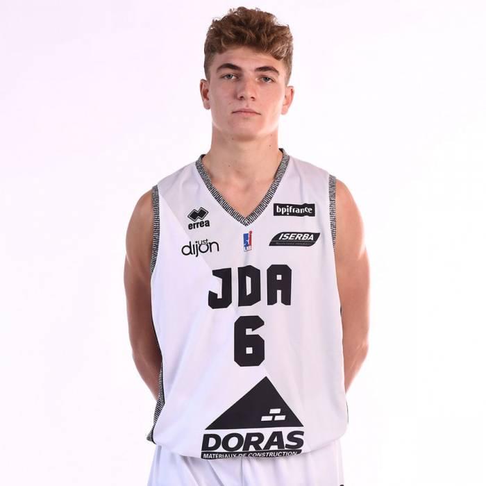 Photo de Robin Ducote, saison 2019-2020