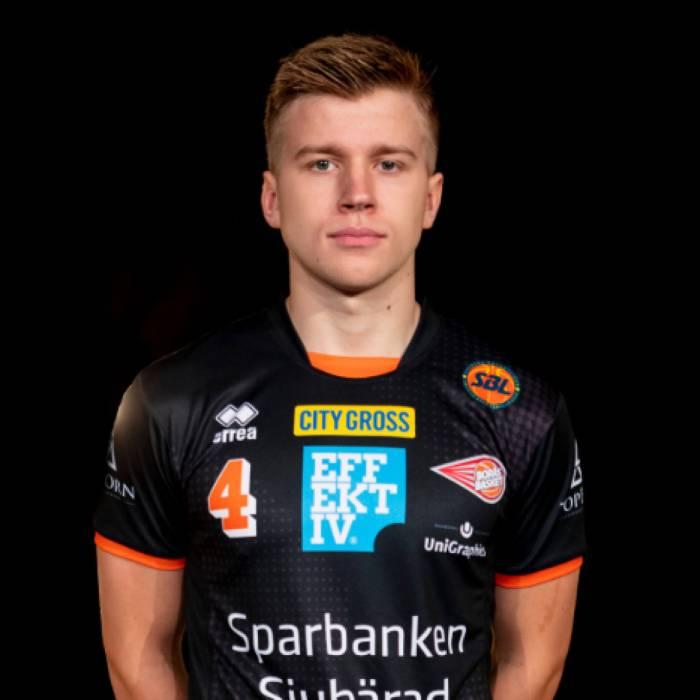 Foto de Ludvig Johansson, temporada 2019-2020