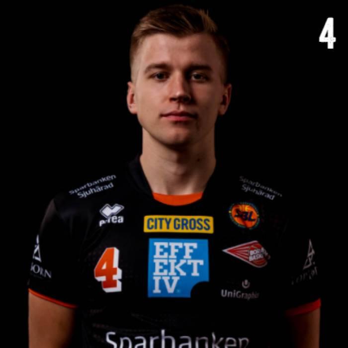 Foto de Ludvig Johansson, temporada 2020-2021