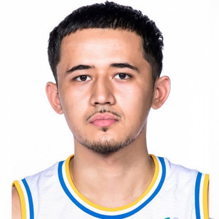 Photo of Kamil Sidikejiang, 2019-2020 season