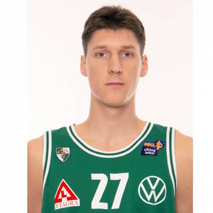 Photo of Giedrius Bergaudas, 2019-2020 season
