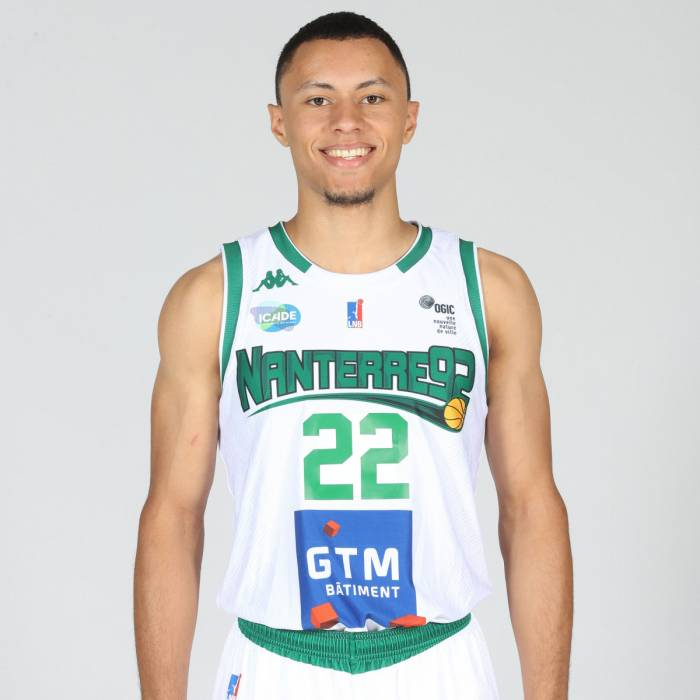 Photo of Armand Mensah, 2019-2020 season