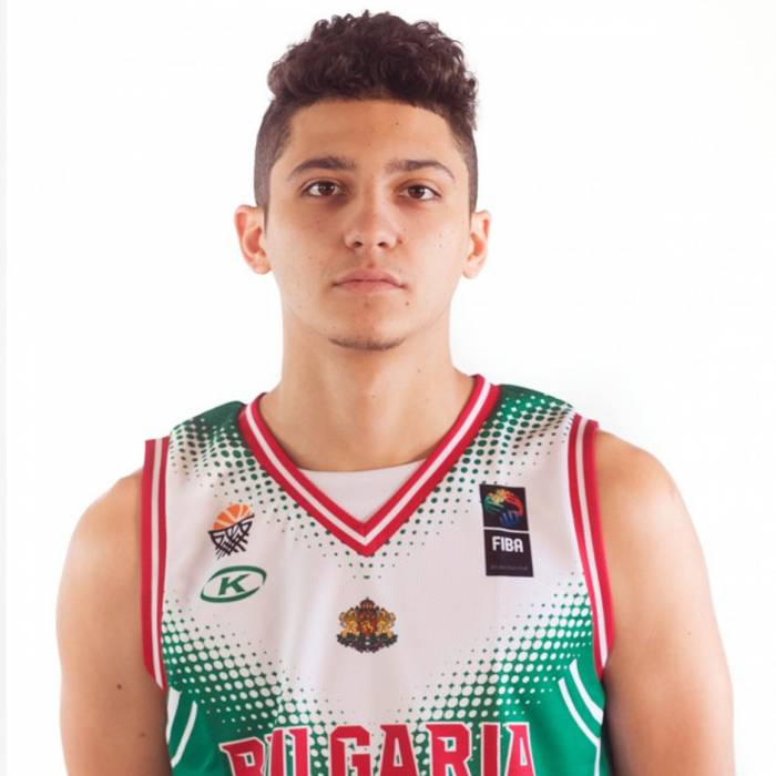 Photo of Kostadin Lazarov, 2019-2020 season