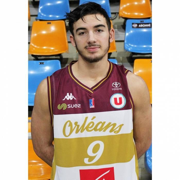 Photo of Hugo Pellure, 2019-2020 season