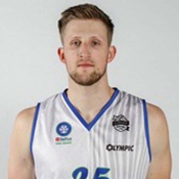 Photo of A.J. Hess, 2018-2019 season