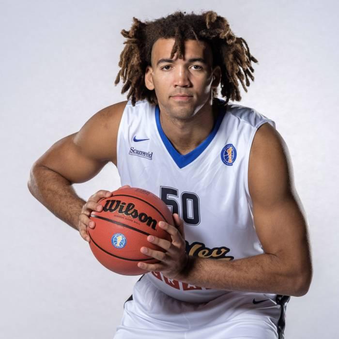 Photo of Reggie Lynch, 2018-2019 season