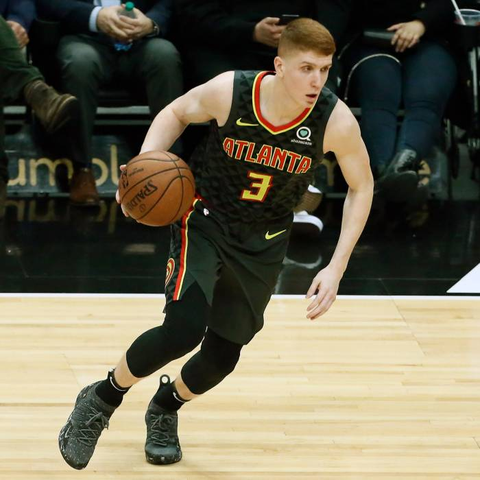 Photo of Kevin Huerter, 2018-2019 season