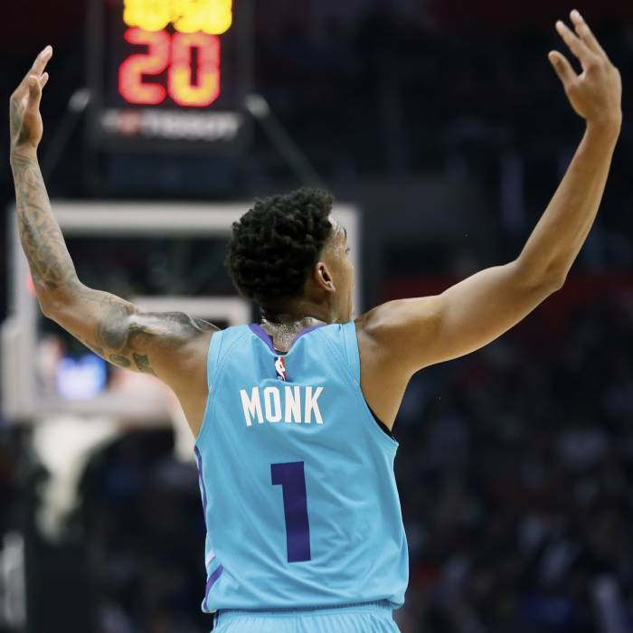 Photo of Malik Monk, 2019-2020 season