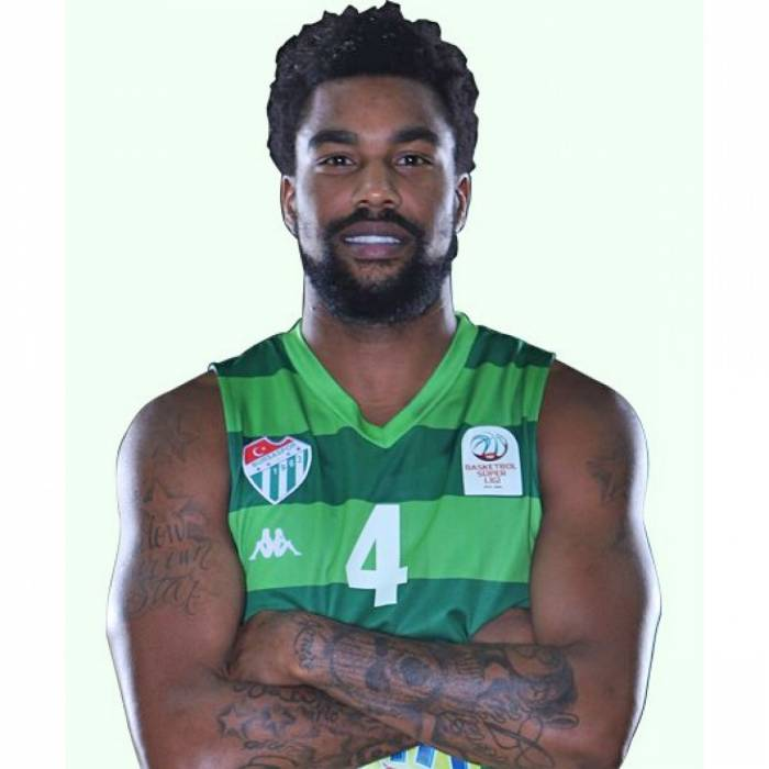 Foto de Chris Jones, temporada 2019-2020