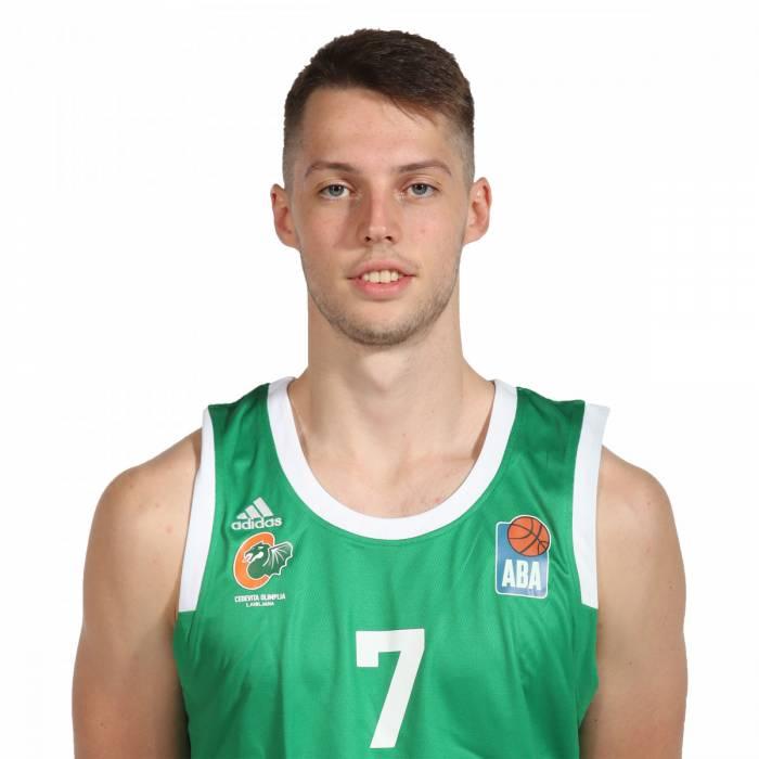 Photo of Petar Vujacic, 2019-2020 season