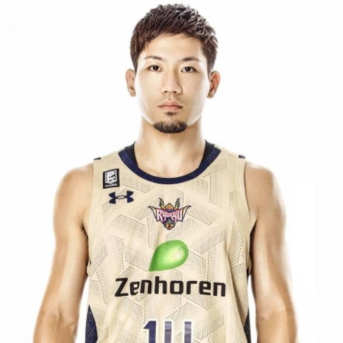 Photo de Ryuichi Kishimoto, saison 2020-2021