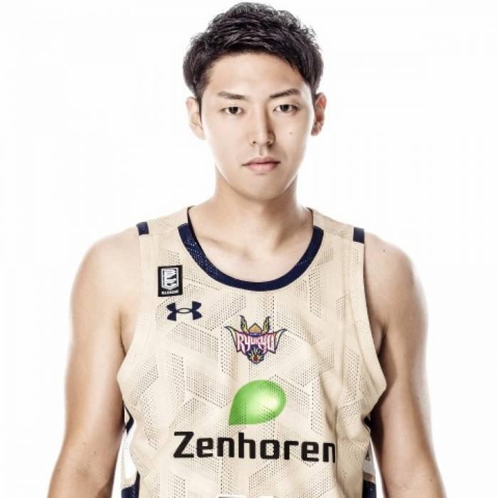 Photo de Naoki Tashiro, saison 2020-2021
