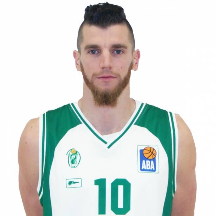 Photo of Dino Cinac, 2018-2019 season