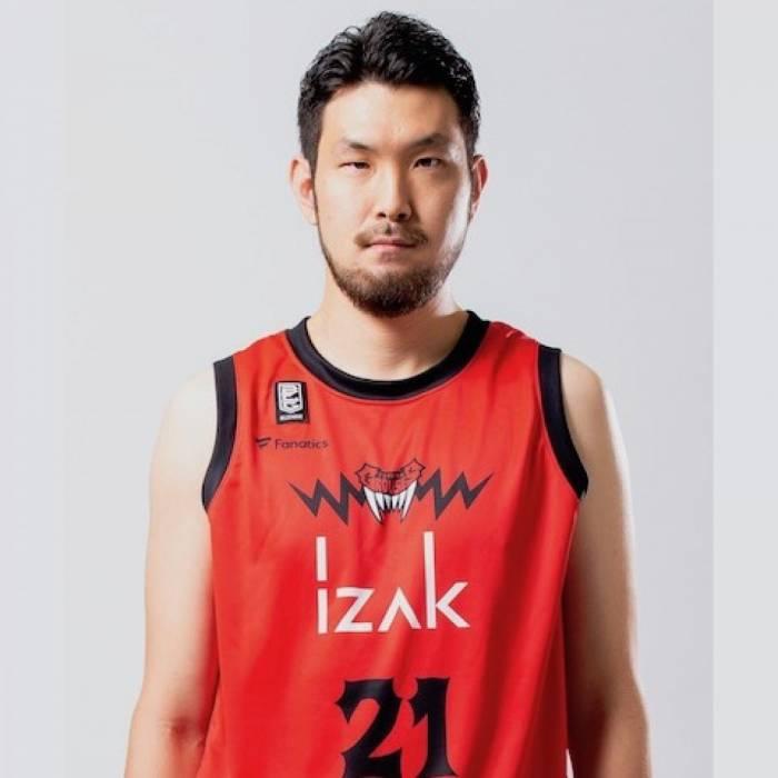 Photo of Kosuke Hashimoto, 2020-2021 season
